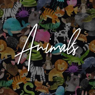 PREORDER - Animals