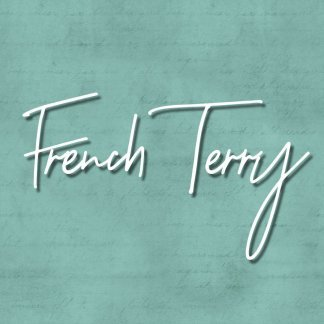In Stock French Terry